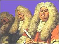 Justicia... de risa