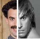 Brüno al estilo Borat