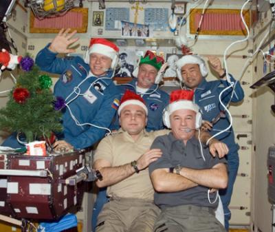 Navidad Espacial