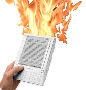 ¿Kindle? No, gracias.