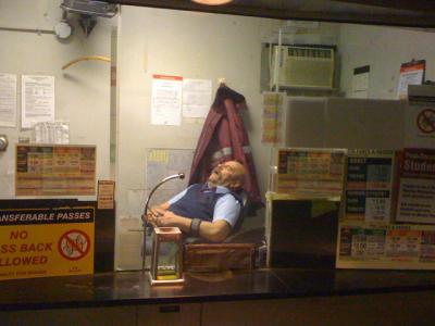 Duermo mejor en horas de oficina