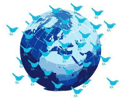 El mundo en twitter